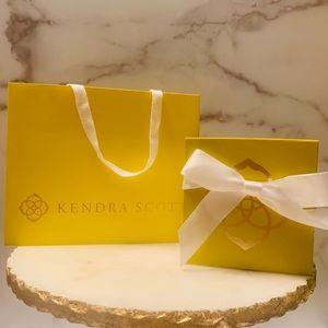 Kendra Scott Jewelry Box & Bag